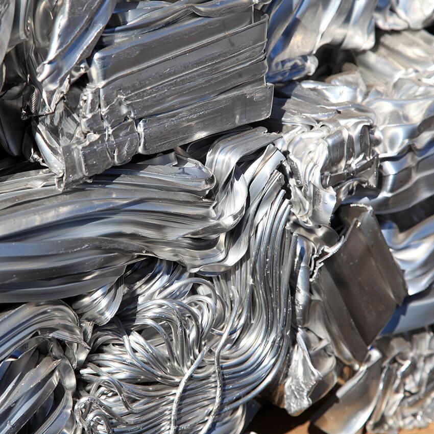 Ecosostenibilita alluminio